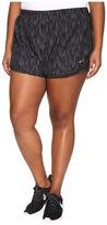 Nike Dry Tempo Print Short (Size 1X-3X)