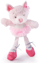 Pink Priscilla Twirling Tutus Pig Plush Toy