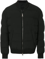 Neil Barrett padded bomber jacket