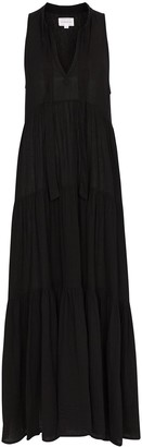 HONORINE Eve maxi dress