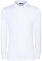 Aquascutum Kendrick Long Sleeve Polo Shirt