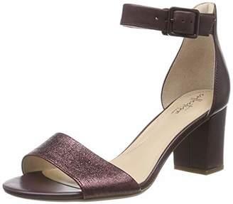Clarks Deva Mae, Women's Ankle-Strap Ankle Strap Heels,(39.5 EU)