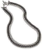 "David Yurman Brand New with Tag,Original Box Multi Row Chain Necklace, 18"" Long"