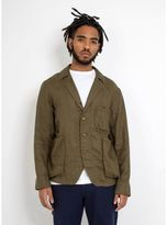 Kapital Military Jacket Twill Linen