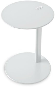 Calligaris Tender Multifunctional Coffee Table Color: Matte Optic White