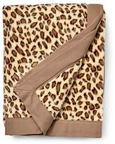 UGG Leopard Print Duffield Throw