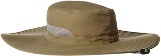 San Diego Hat Company San Diego Hat Co. Men's 5.2 Outdoor Wide Brim Sun Hat with Snap Pocket and Removable Chin Cord