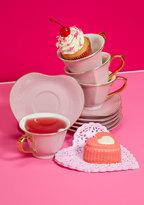 ModCloth Dream and Sugar Tea Set in Petal