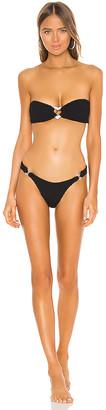 Hunza G Leya Bikini Set