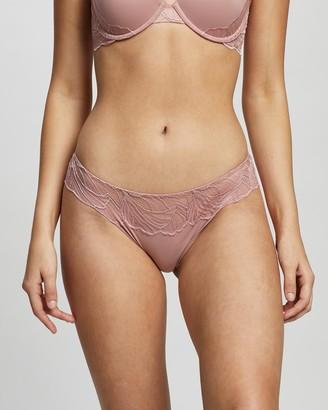 Calvin Klein Perfectly Fit Iris Lace Bikini Briefs