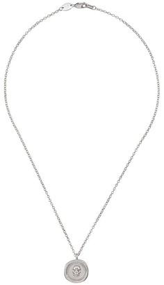 Northskull Atticus skull seal necklace