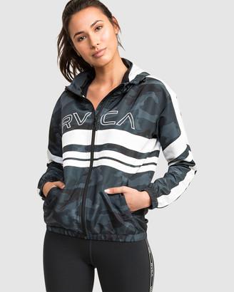 RVCA Va Team Jacket