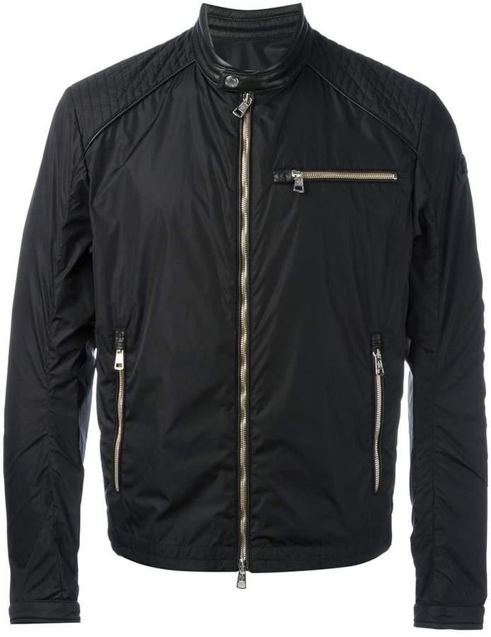 Moncler lightweight zipped jacket