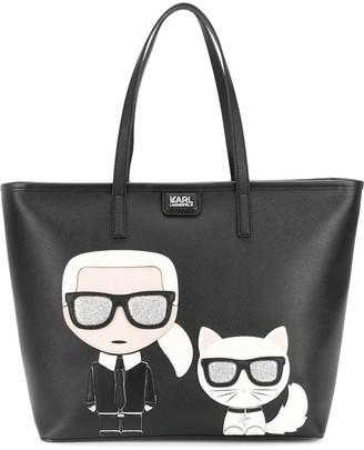 Karl Lagerfeld Paris Ikonik shopper