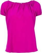 Etro Violante T-shirt - women - Silk - 44