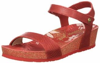 Panama Jack Women's Capri Amazonic Ankle Strap Sandals