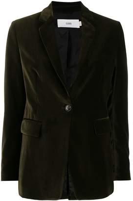 Closed Alby velvet blazer