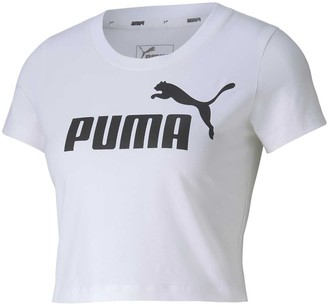 Puma Womens Essential Fitted Tee