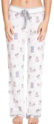 PJ Salvage Pawfection Peachy Jersey Pant - Medium