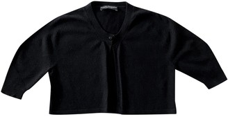 Dolce & Gabbana Black Cashmere Knitwear for Women