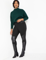 ELOQUII Miracle Flawless Moto Legging