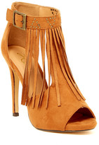 Hooked Honey Heel Sandal