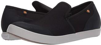 Bogs Kicker Loafer (Black) Women's Shoes