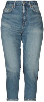 Undercover Denim pants
