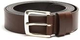 Vetements Extra long leather belt