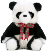 Liska - panda bear cuddly toy - kids - Mink Fur - One Size