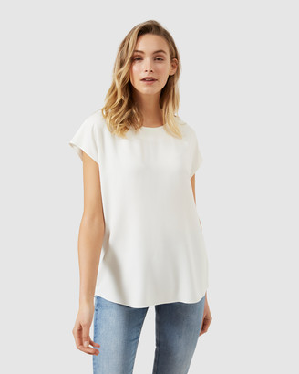 French Connection Shell Top