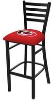 """NHL 25"""" Bar Stool Holland Bar Stool NHL Team: Carolina Hurricanes"""