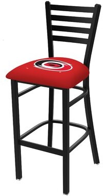 "Holland Bar Stool NHL 25"" Bar Stool Holland Bar Stool"