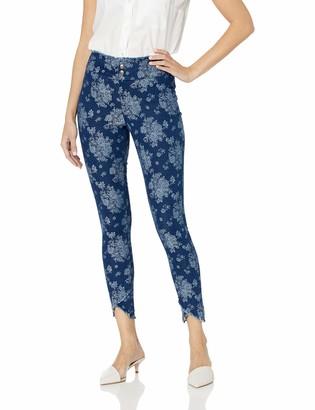 Hue Women's Fashion Denim Jean Skimmer Leggings Assorted