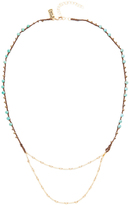Native Gem Juno Drape Choker Necklace