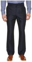 Perry Ellis Linen Cotton Twill Dress Pants Men's Casual Pants