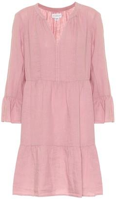 Velvet Exclusive to Mytheresa Aurora linen dress