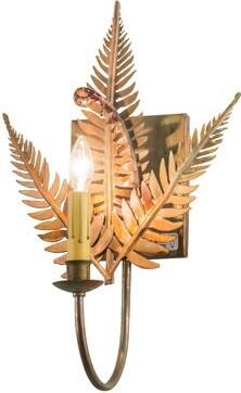 Meyda Tiffany 1 Light Candle Wall Light Shopstyle Home Living