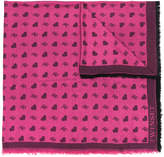 Twin-Set printed scarf