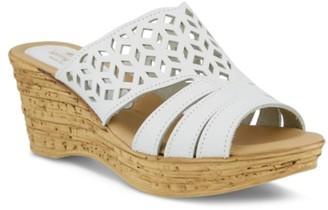 Spring Step Vino Wedge Sandal