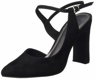 Marco Tozzi Women's 2-2-29613-34 Ankle Strap Heels