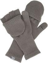 Converse Fingerless Knit Gloves