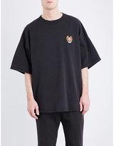 Yeezy Season 5 Patch Appliqué Cotton-jersey T-shirt