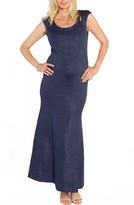 Angel Maternity Women's Dress To Impress Maternity Maxi Dress