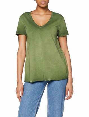 Desigual Women's Ts_Africa Rock T-Shirt
