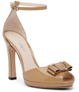 Bally Bisela Top Bow Platform Sandal