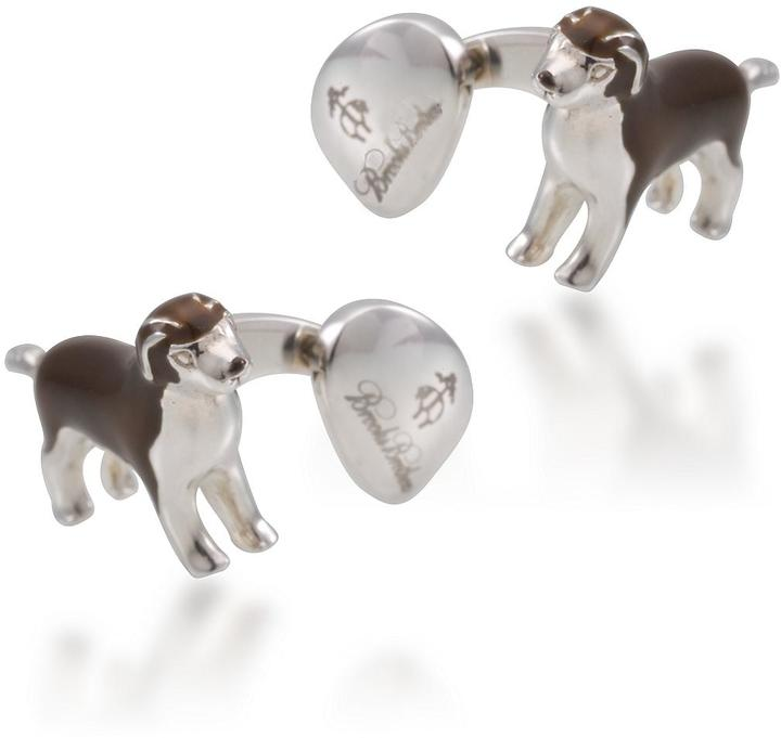 Brooks Brothers St. Bernard Cuff Links
