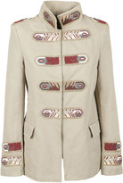 Ermanno Scervino Military Jacket