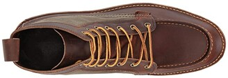 Red Wing Shoes Weekend Canvas Moc
