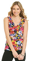 Cable & Gauge Cable Gauge Multi Colored Patterned Mesh Tank